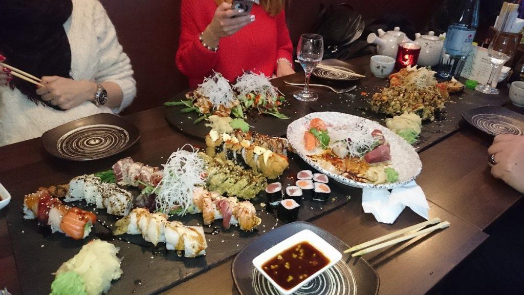 Crunchy Sushi